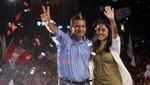 Ollanta Humala presidente del Perú