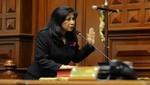 Martha Chávez suspendida a puerta cerrada: ¿sanción justa o exagerada?