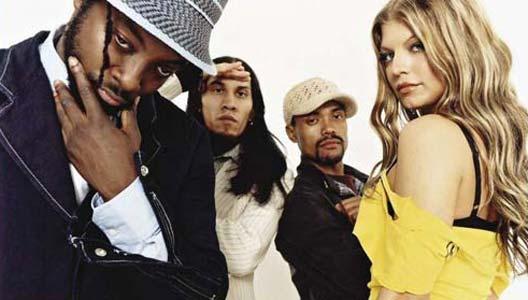 Black Eyed Peas en Lima