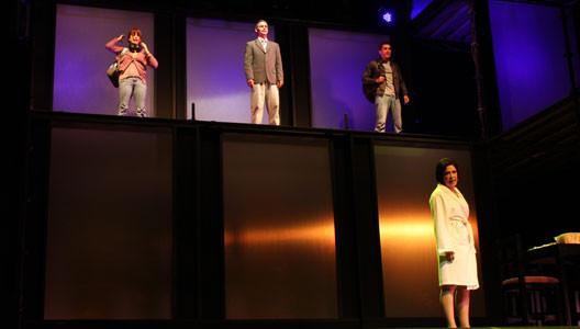 Emotivo musical de Broadway en Lima: Casi Normal