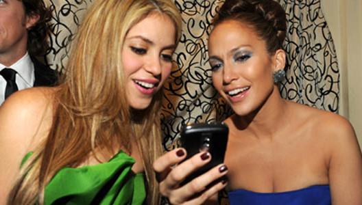 Shakira y Jennifer Lopez en guerra por American Idol