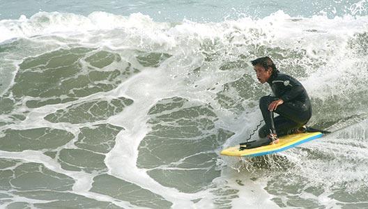 EL SURF NACIÓ EN EL PERÚ