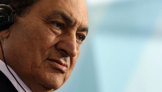 Hosni Mubarak en su ocaso