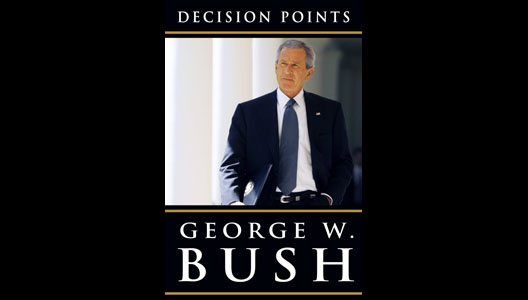 Bush presenta Decisions Points