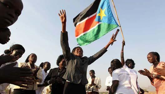 Sudán se separa para sobrevivir