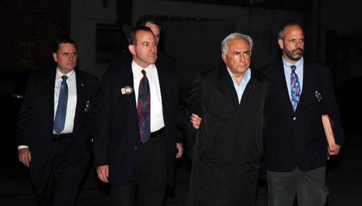 Dominique Strauss-Kahn toca fondo