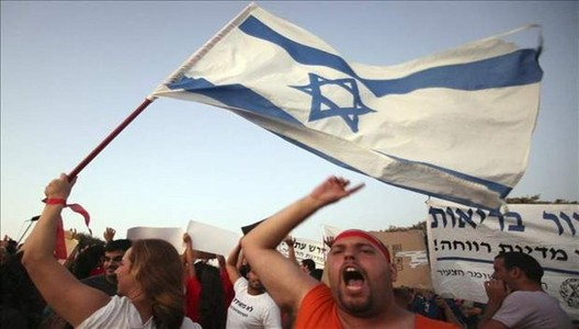 Israel en jaque por 'indignados'