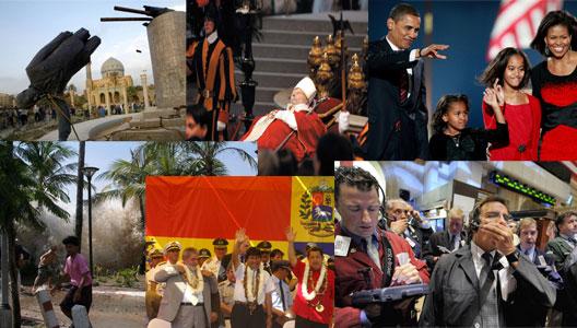 HECHOS DEL 2000-2009