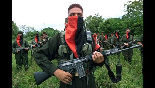 LAS FARC EN EL PERÚ