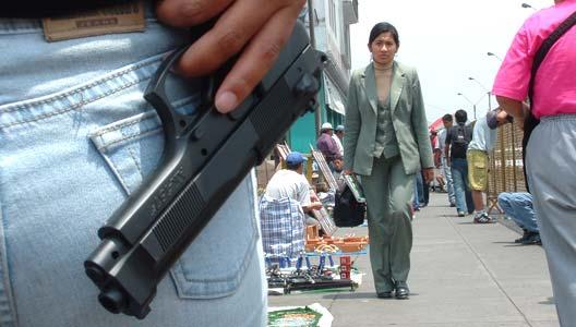 Seguridad ciudadana o el arte de prevenir el delito