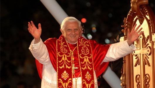 El Papa contra la avaricia