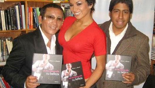 Alicia Delgado y Marco Antonio.