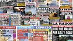Libertad de prensa y derecho a la información