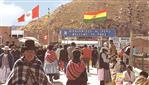EL VÍACRUCIS DE LOS PERUANOS INDOCUMENTADOSEN BOLIVIA
