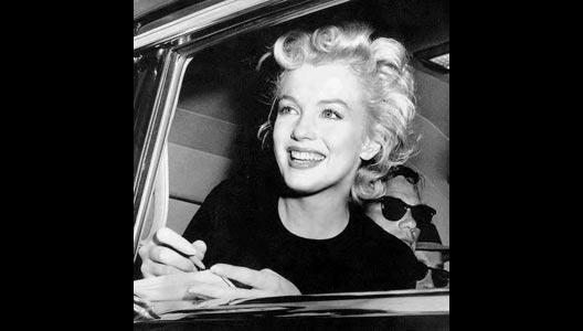Marilyn Monroe y su pasión por la poesía