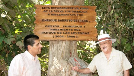 UN EJEMPLO DE DECENCIA Y PERUANIDAD