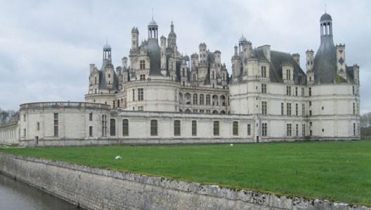 Palacio de ensueño: Chambord