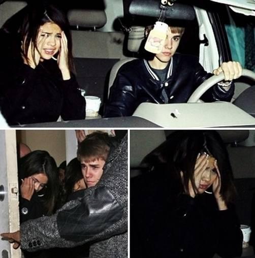 Selena Gomez besa a Cara Delevingne tras pelea de Justin