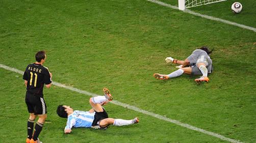 Mundial Sudáfrica 2010: Videos de los Goles de Alemania contra Argentina