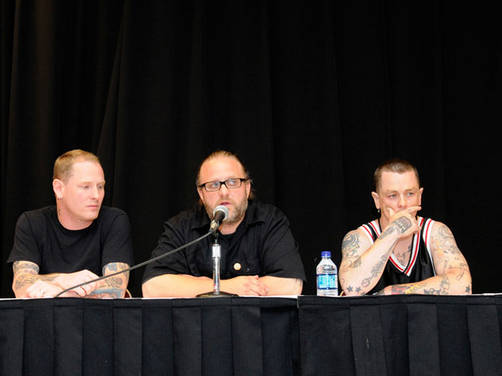 Slipknot supera muerte de Paul Gray publicando un nuevo disco