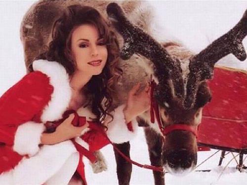 Mariah Carey lanza 'Merry Christmas 2 you'