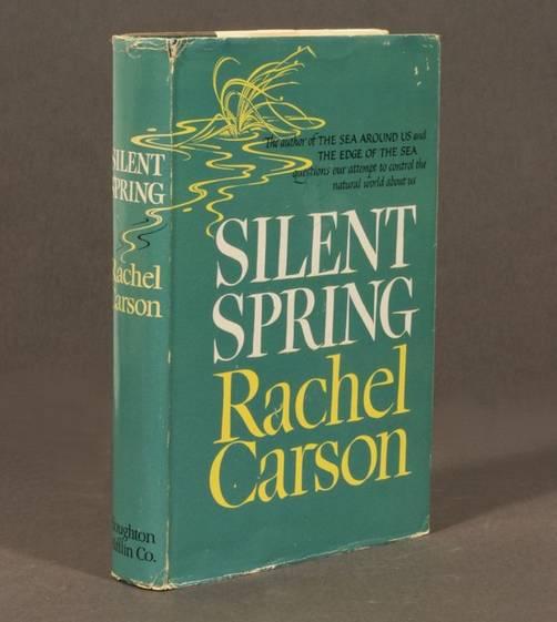 Primavera Silenciosa, una obra siempre vigente de Rachel