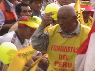 FONAVISTAS cancelarán sus deudas al banmat con devolución del fonavi