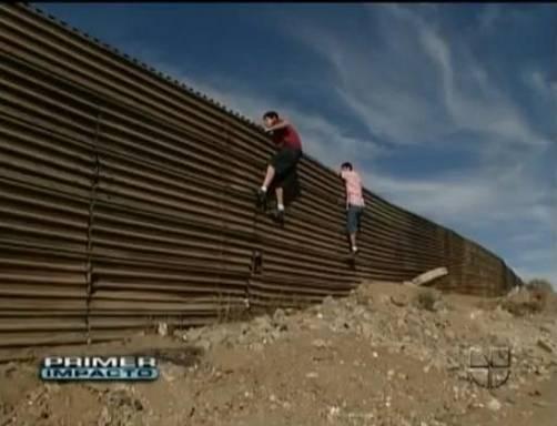 Lo absurdo de las fronteras latinas.