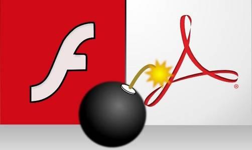 Grave vulnerabilidad en Flash, Adobe Reader y Acrobat