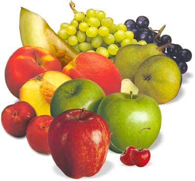 La Fruta: El único alimento que hace trabajar a su cerebro