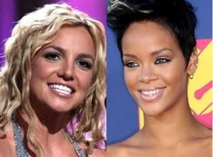 Canción de Rihanna y Britney Spears es censurada