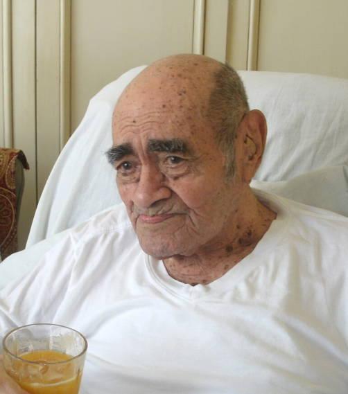 Enrique Rivero Vélez, hoy ha fallecido