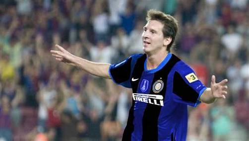 ¿Lionel Messi se va del Barcelona al Inter?