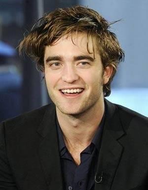 Robert Pattinson adicto a los M&M's