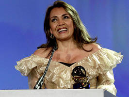 Grammy Latino 2010: Aída Cuevas gana 'Mejor Album Tango'