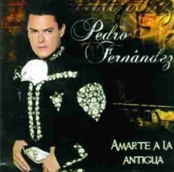 Grammy Latino 2010: 'Amarte a la antigua' de Pedro Fernández 'Mejor Canción Regional Mexicana'