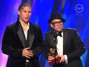 Grammy Latino 2010: Chino y Nacho ganan Mejor Álbum de Música Urbana