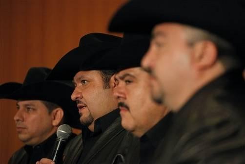 Grammy Latino 2010: Grupo Pesado ganó en la categoría Mejor Álbum Norteño
