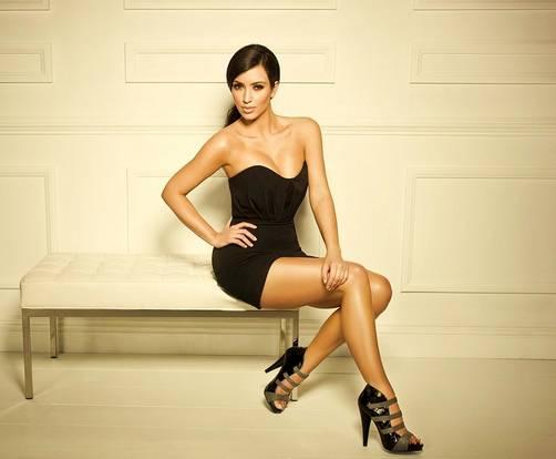 Kim Kardashian desnuda en nuevas fotos de Playboy