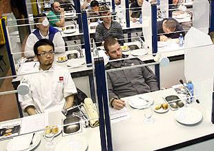 Los mejores chefs del mundo aprenden recetas de Galicia