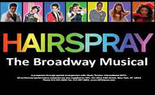 Hairspray llegó ayer al Teatro Bicentenario