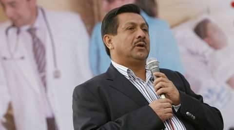 Fernando Barrios asumió cargo de Ministro del Interior