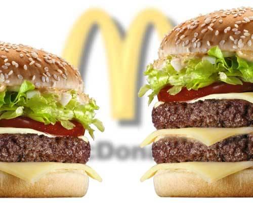 Las hamburguesas McDonald's y sus supuestas consecuencias