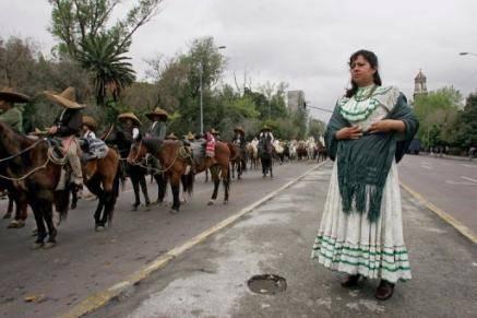 Adelita, Valentina y 'la coronel' Amalio, leyendas de la Revolución Mexicana