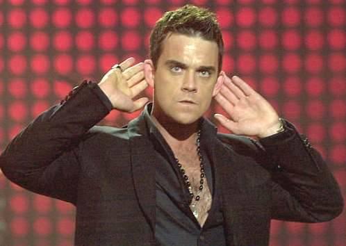 Robbie Williams lanzará disco con sus mejores éxitos