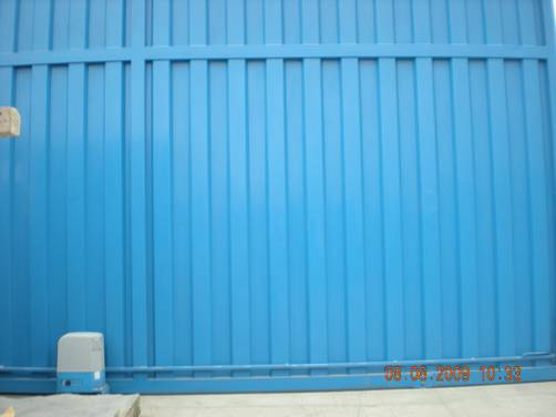 Modelos de puertas metalicas para garaje tattoo design bild for Puertas metalicas modelos