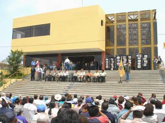 Villa El Salvador: Elecciones Municipales, buscando el gran cambio
