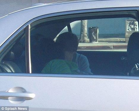 Justin Bieber besó a la protagonista del video Baby
