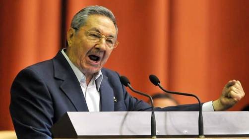 Wikileaks: Raúl Castro teme una fuga migratoria hacia México