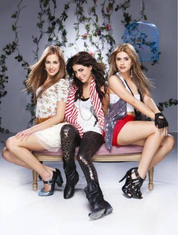 Primera telenovela de MTV 'Niñas Mal' es un éxito en Latinoamérica